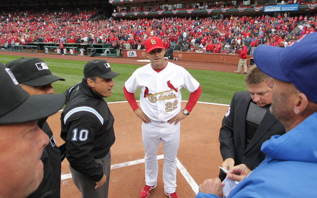 Opening Day: Cardinals vs  Cubs – CBS St  Louis