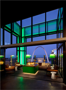 Top Upscale Hotel Bars In St. Louis - CBS St. Louis