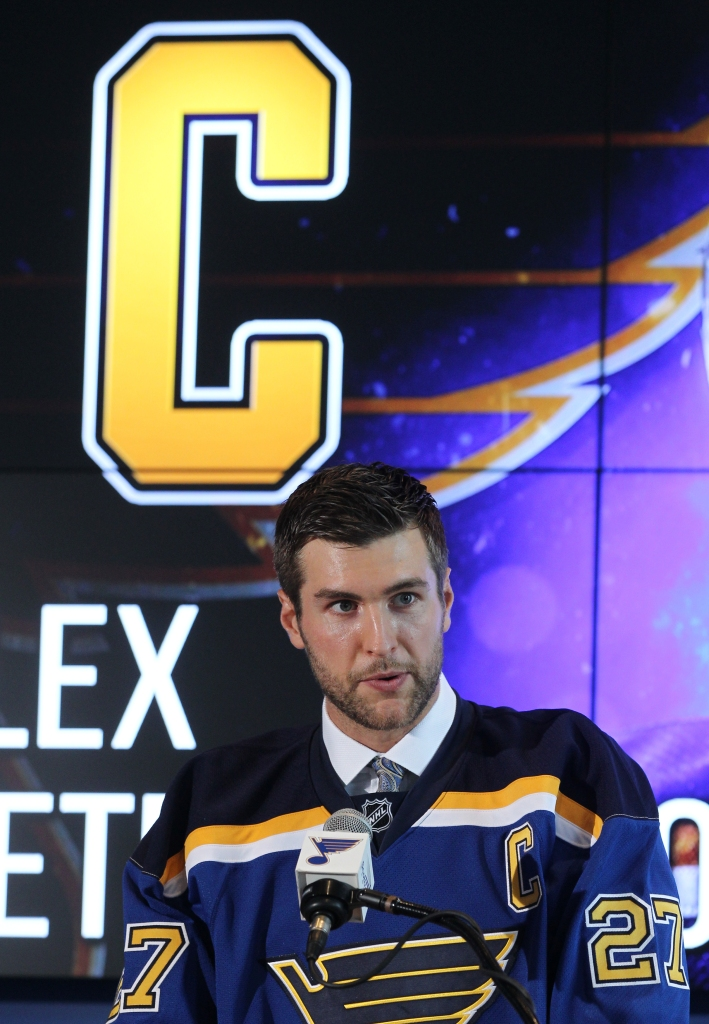 size 40 f7c81 a9661 Alex Pietrangelo Named Blues Captain – CBS St. Louis